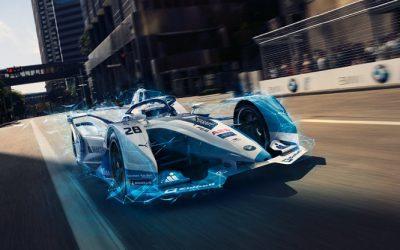 Formula e 2019 BMW