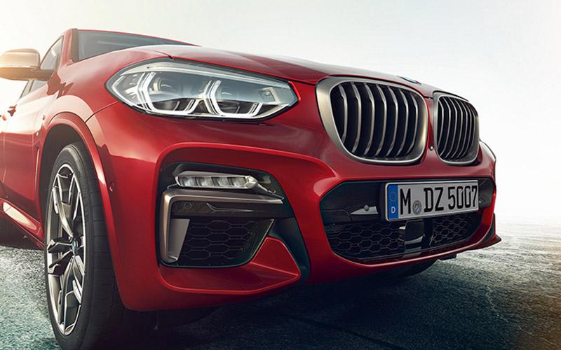 Pneumatici stellati BMW