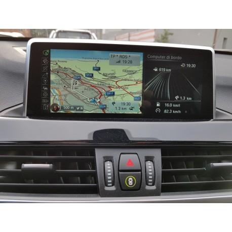 aggiornamento navigatore bmw
