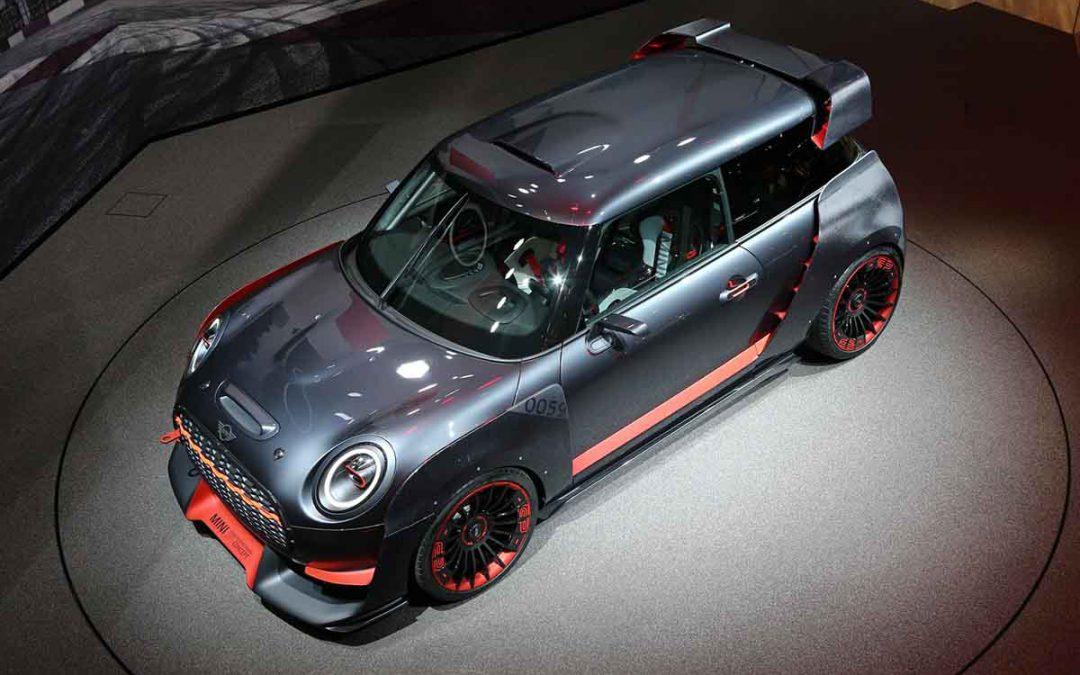 Mini John Cooper Works GP 2020: la Mini più veloce e potente di tutte