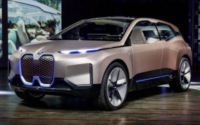 BMW Vision iNext: la nuova BMW elettrica prevista in commercio nel 2021