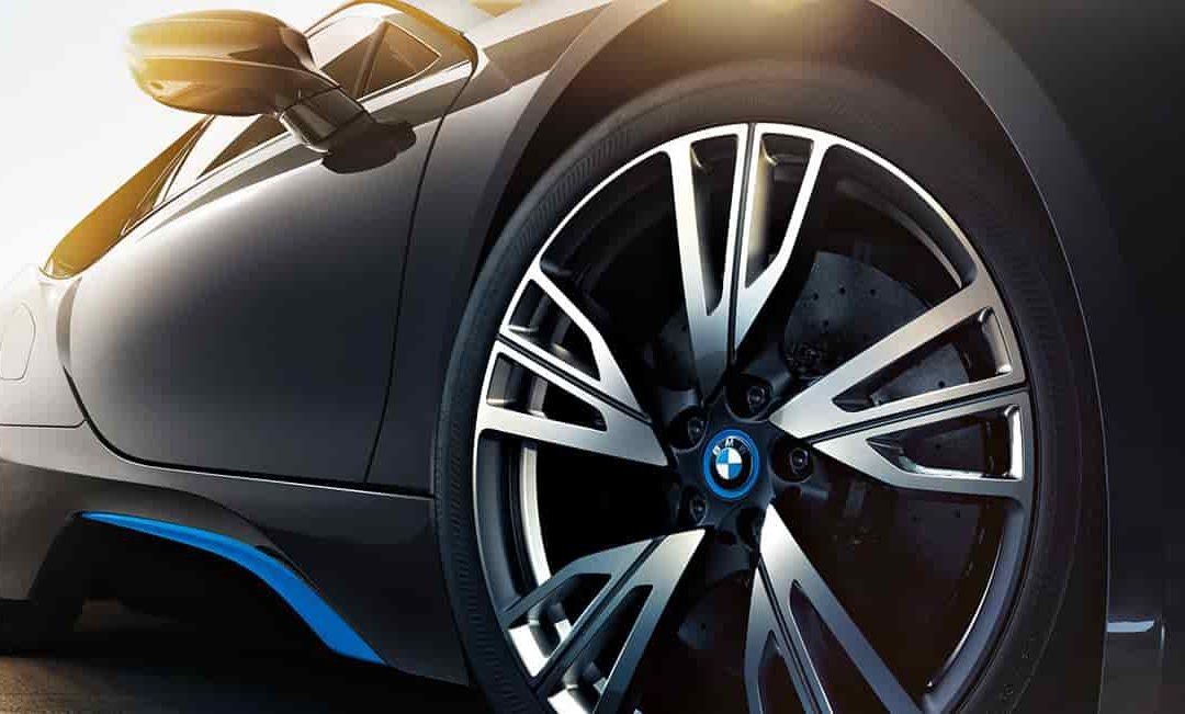 Cambio gomme estive BMW: quando e dove montarle