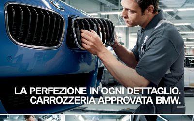 Perché è importante affidarsi ad una carrozzeria BMW a Roma