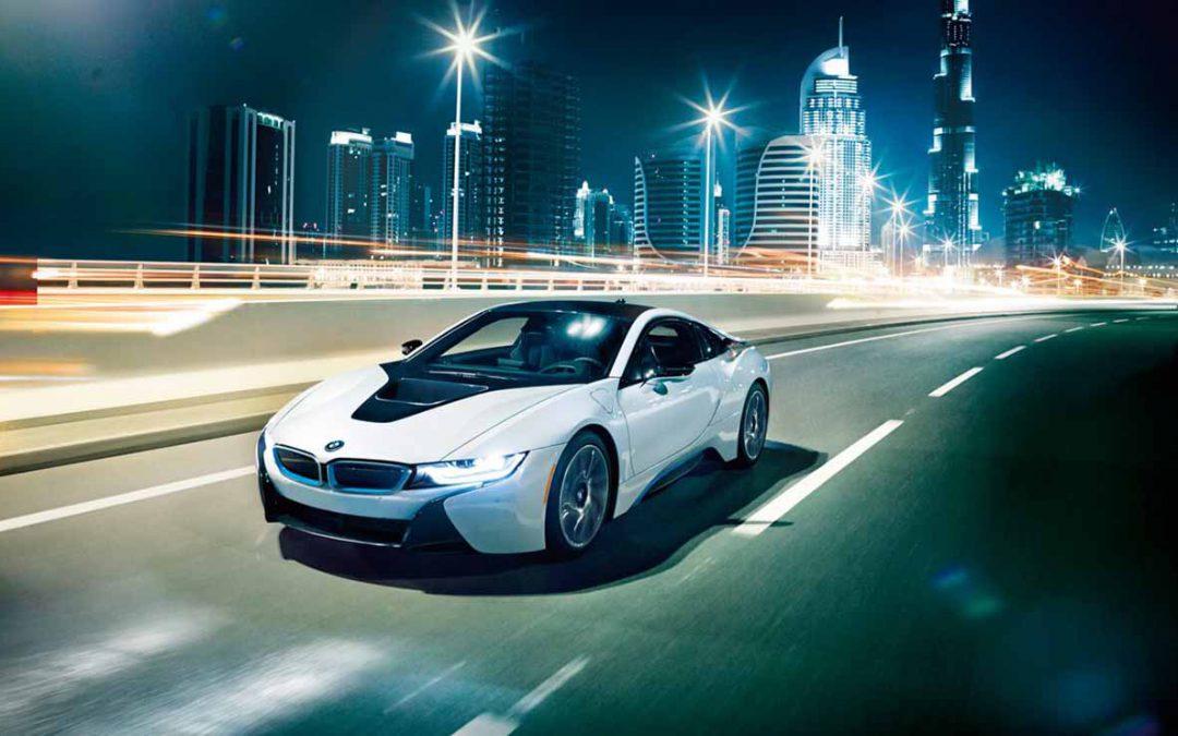 BMW i8: la ibrido plug-in di ultima generazione