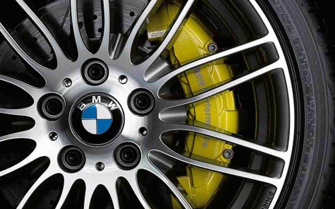 L'impianto frenante della BMW M: caratteristiche e funzioni