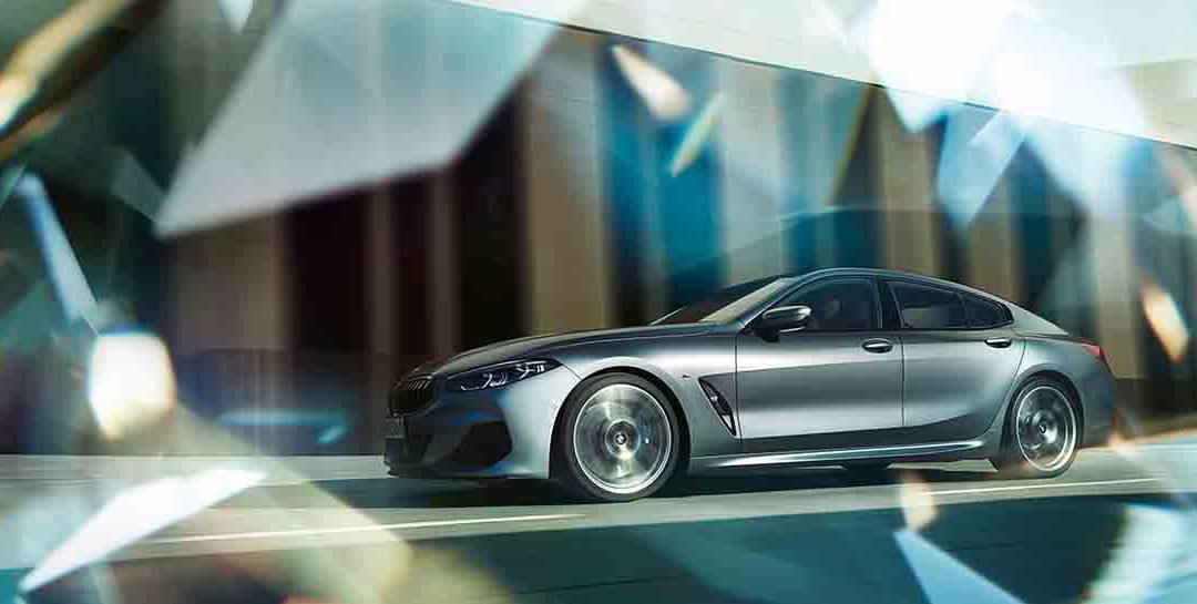 BMW Serie 8 scheda tecnica: che bello il tetto in carbonio