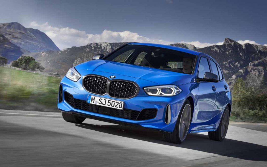 BMW Serie 1 THE 1: la scelta e i vantaggi della trazione anteriore