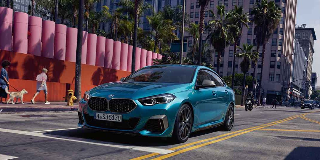 BMW THE 2: apre il 2020 la nuova BMW Serie 2 Gran Coupé