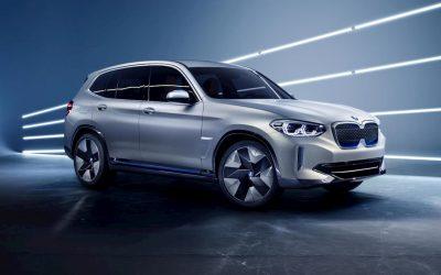BMW IX3: il nuovo SUV elettrico della casa bavarese
