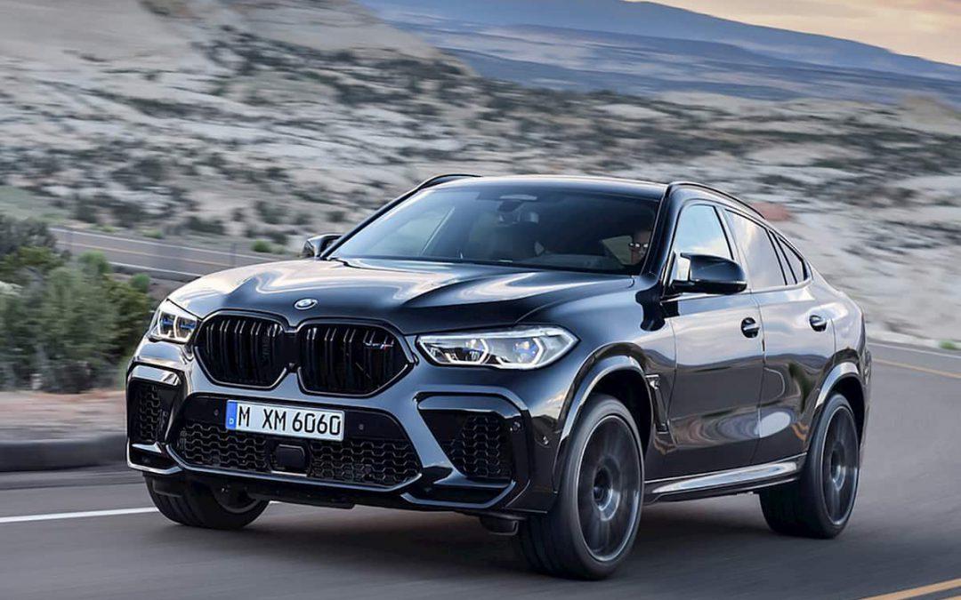 BMW X6 M: il SUV che ha sfidato le leggi della fisica