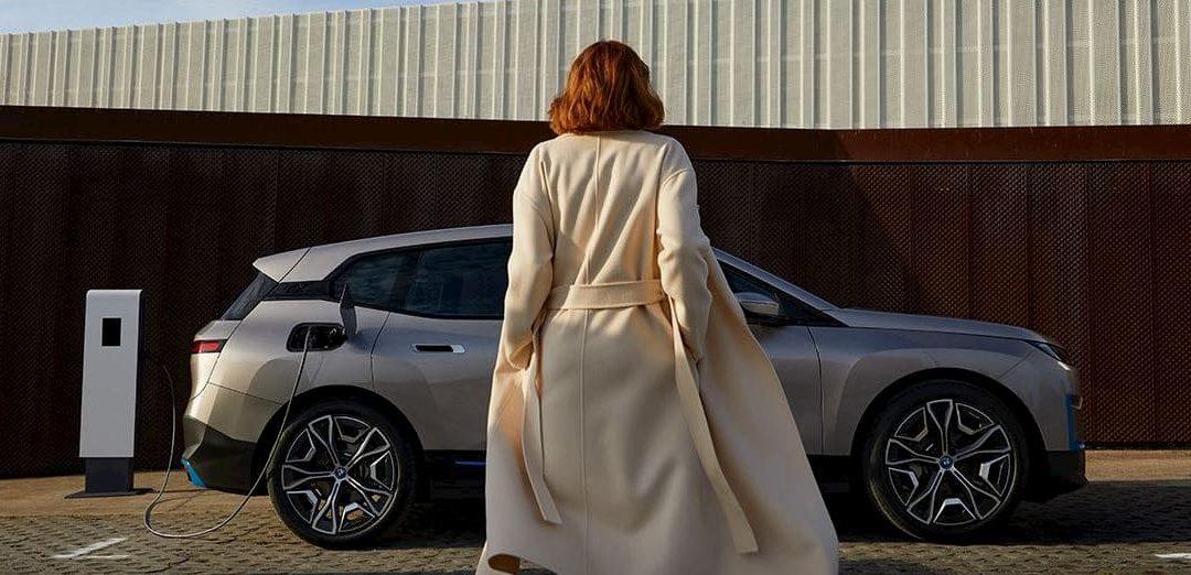 BMW elettriche 2021: la nuova BMW iX farà sognare il mondo