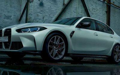 BMW M3 G80 2020: quando la potenza diventa intelligente