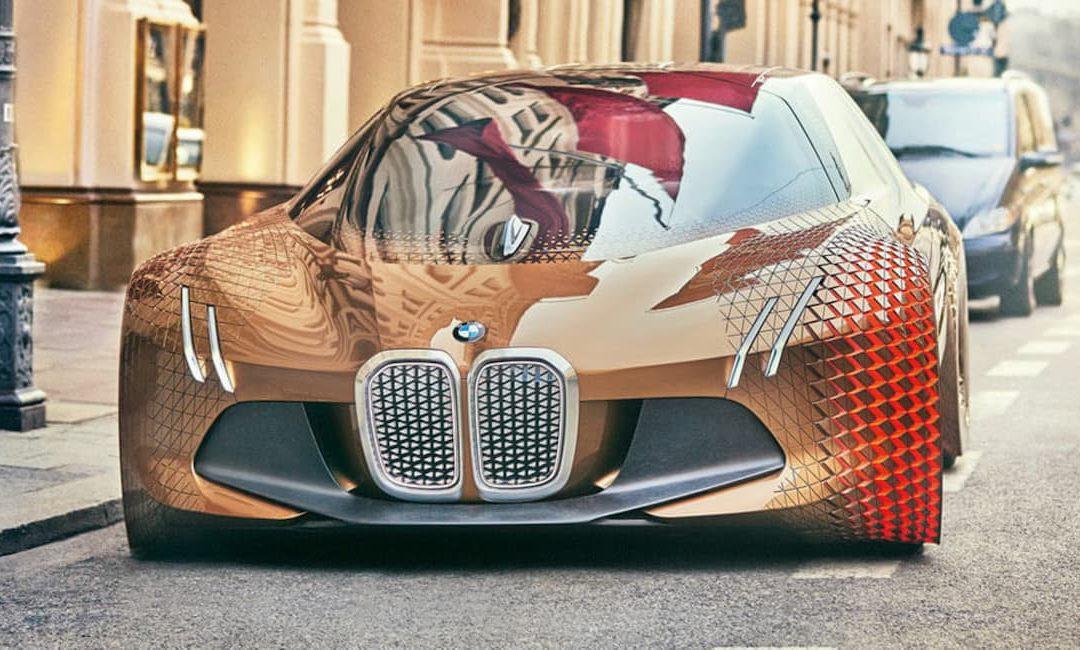 Supercar elettrica BMW i9: scheda tecnica e opinioni