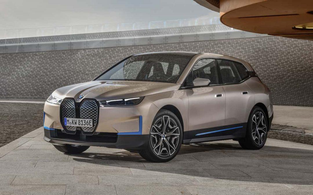 Vendite auto elettriche BMW in forte aumento: il 31,8% in più rispetto lo scorso anno
