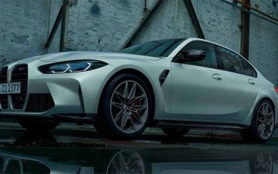 BMW M3 2021 il primo debutto dell'anno: caratteristiche e novità
