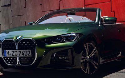 Arriva la nuova BMW Serie 4 Cabrio 2021: caratteristiche tecniche, estetica e performance